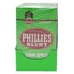 Phillies Blunt Sour Apple 5pk