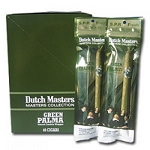 Dutch Masters Green Palma Cigars Fresh 2pk 40 ct