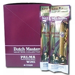 Dutch Masters Wine Palma Cigars Fresh 2pk 40 ct