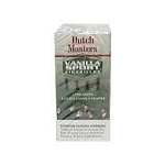 Dutch Masters Cigarillos Vanilla Sport Green Packs