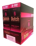 Dutch Masters Cigarillos Berry Fusion 2 for $0.99