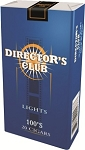 Director's Club Filtered Cigars Light
