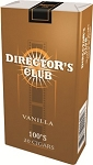 Director's Club Filtered Cigars Vanilla