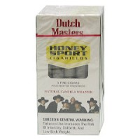 Dutch Masters Cigarillos Honey Pack