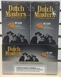 Dutch Masters Cigarillos Deluxe Foil 60 Ct