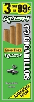 Good Times Cigarillos Kush Pouch 15/3
