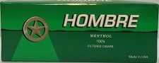 Hombre Filtered Cigars Menthol