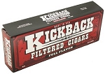 Kickback Filtered Cigars Full Flavor