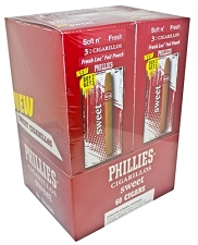 Phillies Cigarillos Sweet FoilFresh