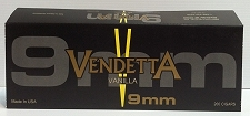 Vendetta Filtered Cigars Vanilla