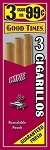 Good Times Cigarillos Wine Pouch 15/3