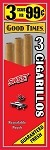 Good Times Cigarillos Sweet Pouch 15/3