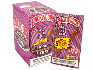 Backwoods Honey Berry Cigars