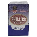 Phillies Blunt Cigars Grape Pack