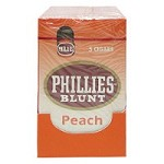 Phillies Blunt Cigars Peach Pack