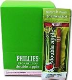 Phillies Cigarillos Double Apple FoilFresh
