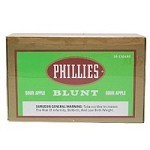 Phillies Blunt Sour Apple Cigars Box