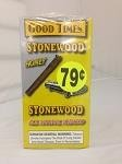 Good Times Stonewood Honey $ 0.79 Pre-priced 25 ct.