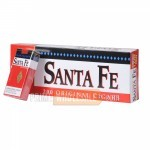 Santa Fe Filtered Cigars Strawberry