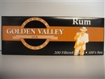Golden Valley Filter Cigars Rum