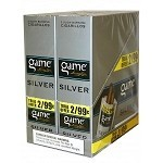 Game FoilFresh Cigarillos Silver 2 for $0.99 Pre-Priced