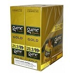 Game FoilFresh Cigarillos Honey (Gold) 2 for $0.99 Pre-Priced