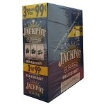 Jackpot Cigarillos Blueberry 15/3 3 for $0.99 Pre-Priced