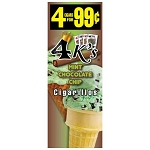 4 Kings Mint Chocolate Chip Cigar Pouch