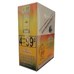 Clipper Cigarillos Pineapple 15/4 Pouch 4 for $0.99