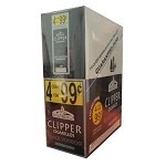Clipper Cigarillos Black Voodoo 15/4 Pouch 4 for $0.99