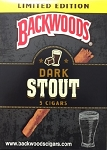 Backwoods Dark Stout Cigars 5ct Limited Edition