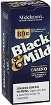 Black & Mild Cigars Casino Box 89c