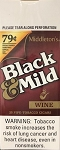 Black & Mild Wine 79c Cigars Box
