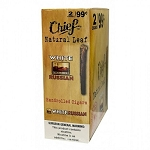 Chief Natural Leaf White Russian 2 for 99 Cigars