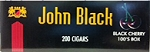 John Black 100's Box Black Cherry
