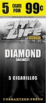 City Life Cigarillos Diamond - Unsweet  5 /99c