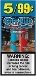 City Life Cigarillos Mixberry Pouch 5 /99c