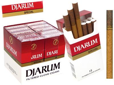 Djarum Cigars are ideal for short and rewarding smoke breaks during work. Buy Little Cigars brings you an exclusive collection of Djarum Cigars and flavors that are hard to find anywhere else on the internet. Browse through our collection, pick your favorite flavors and order away.
