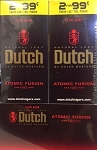Dutch Masters Cigarillos Atomic Fusion 2 for $0.99