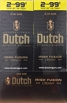 Dutch Masters Cigarillos Irish Fusion 2 for $0.99