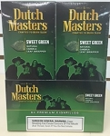 Dutch Masters Cigarillos Sweet Green Foil 60 Ct