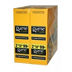 Game Foil Fresh Cigarillos Pineapple 2 for $0.99 Pre -Priced