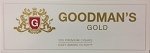 Goodman's Filtered Cigars Gold