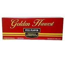 Golden Harvest Filtered Cigars Full Flavor