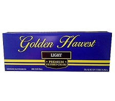 Golden Harvest Filtered Cigars Light