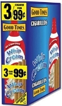 Good Times Cigarillos Whip Cream Pouch 3 for 0.99