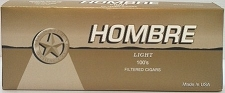 Hombre Filtered Cigars Light