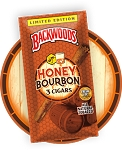 Backwoods Honey Bourbon 3 pack Limited Edition Cigars