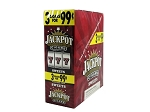 Jackpot Cigarillos Sweet 15/3 3 for $0.99 Pre-Priced