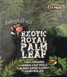 Magic Puff Exotic Royal Palm Leaf